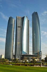 EtihadTowers